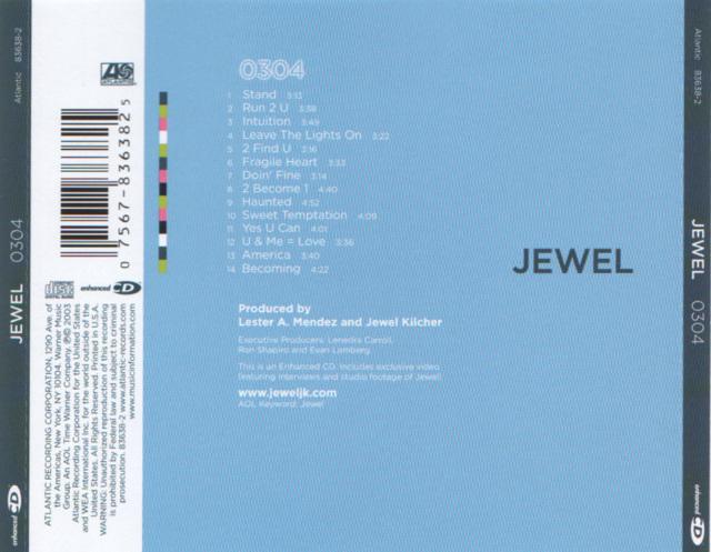 Jewel - 0304 (2003)