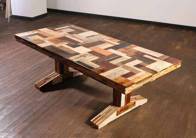 scrap wood table 220