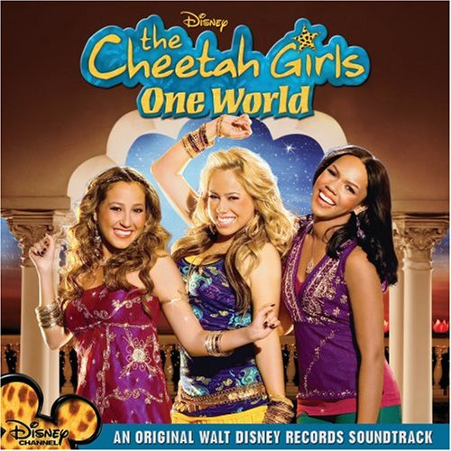 Soundtracks - The Cheetah Girls
