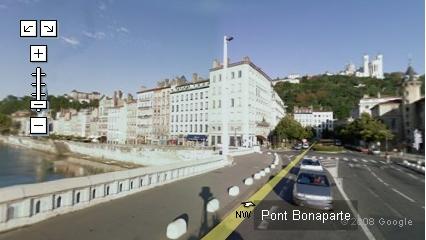 프랑스 스트릿뷰(Street View) : 리용(Lyon)