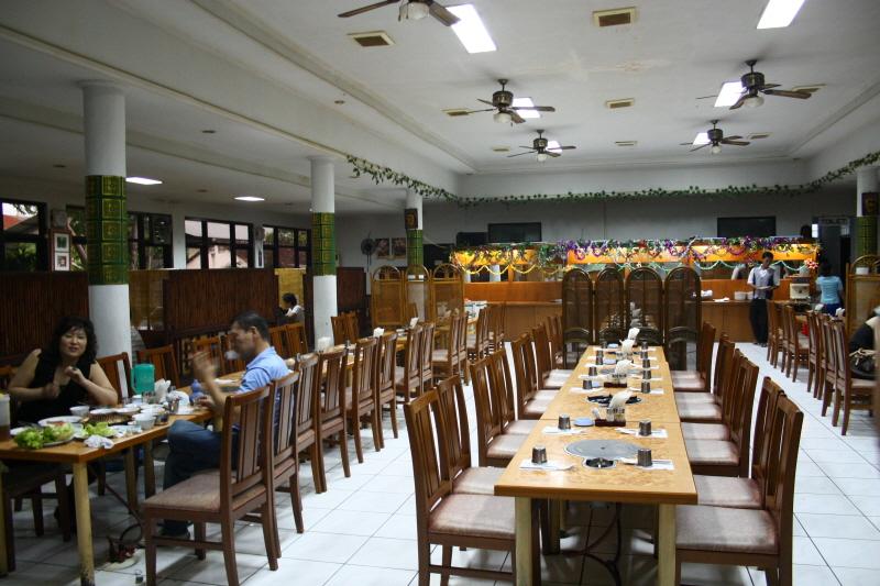 발리 한식당, 한일식당