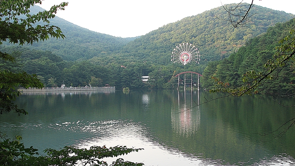 부산관광-가볼만한곳 성지곡수원지
