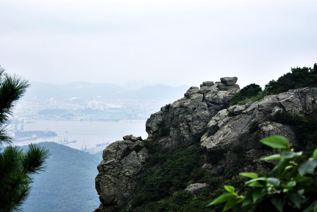 구덕산 부산관광