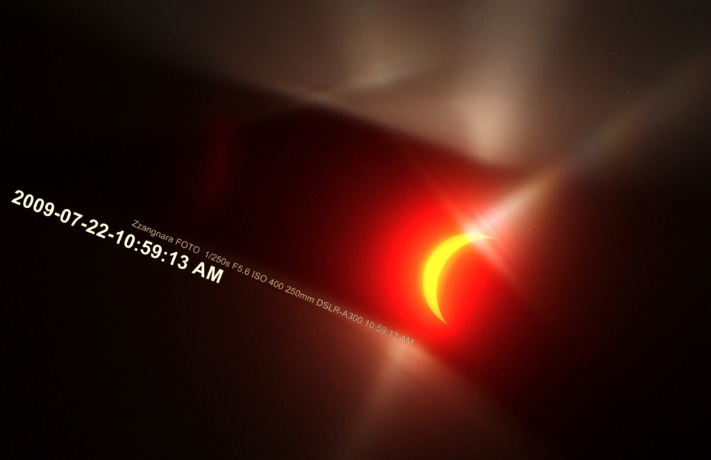일식사진-solar eclipse,日蝕