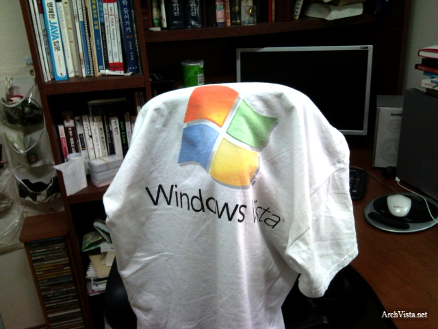 Windows Vista T-Shirts