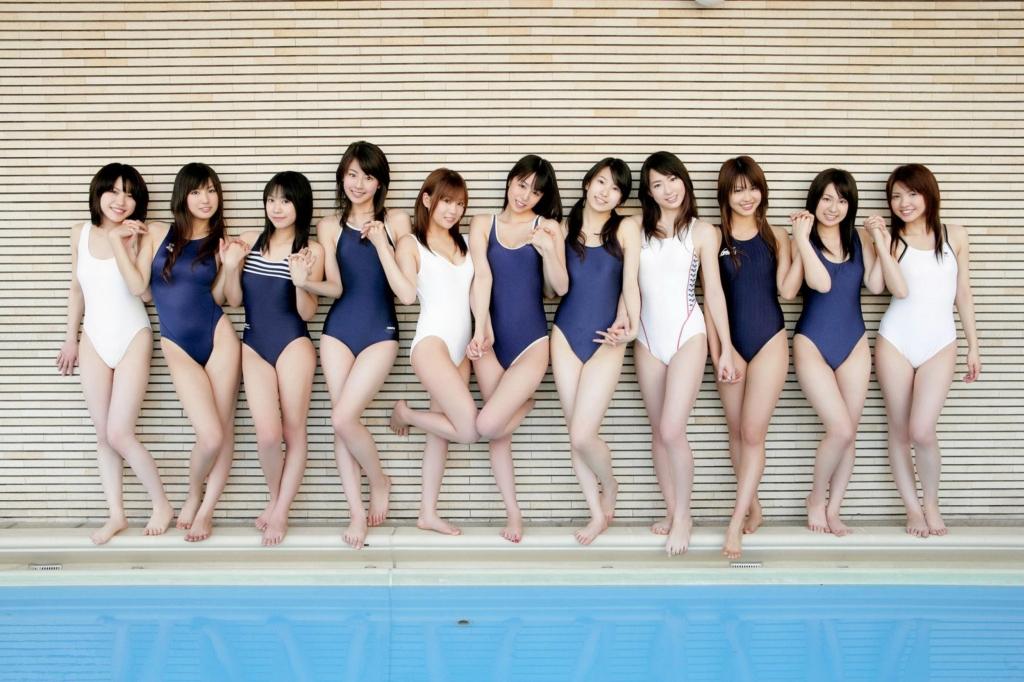 Фигура японской девушки 4 фотография