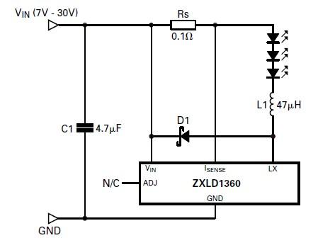 LED등 DIY 제작기 - 드라이버 제작