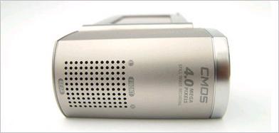 세상에서 가장 작고 가벼운 슬림형 Full HD 캠코더 HDR-TG1