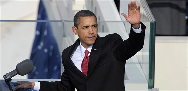 barack obama inaugural address essay