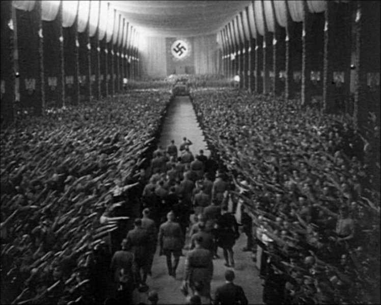 아돌프 히틀러의 연설문 분석