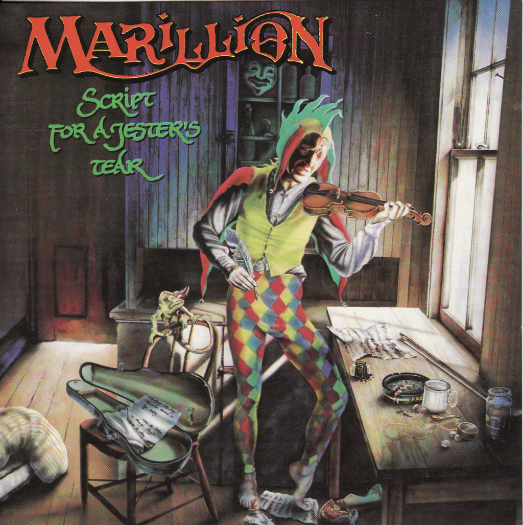 Marillion - Script for a Jester's Tear (1983)
