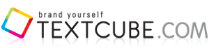 brand yourself TEXTCUBE.COM